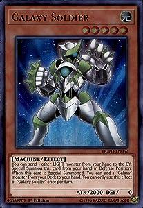 Yu-Gi-Oh! - Galaxy Soldier - DUPO-EN062 - Ultra Rare - 1st Edition - Duel Power