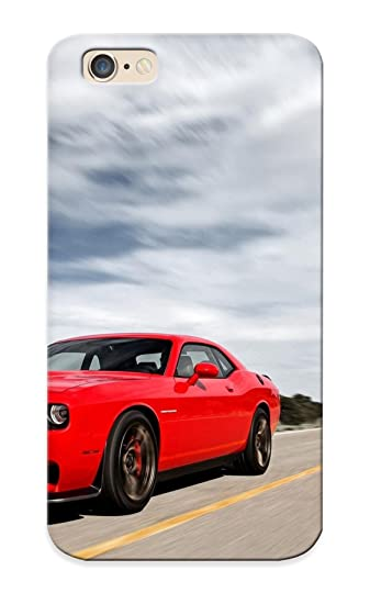 Amazon Com Ellent Design Dodge Challenger Srt Hellcat Red Musclecar