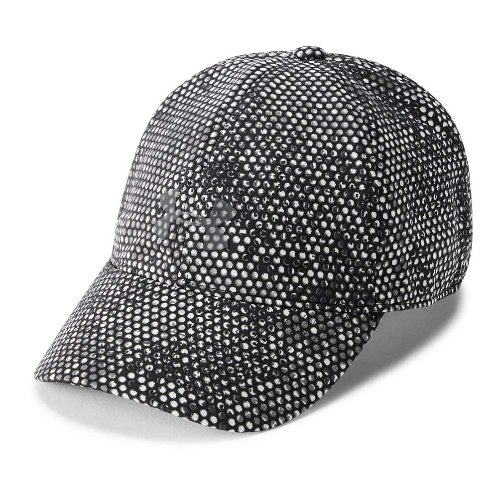 Under Armour Women's Renegade Printed Cap, Black (001)/Clear, One Size Fits All