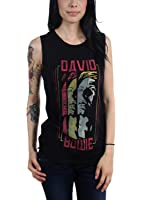 David Bowie - Womens Triple Bowie Tank Top