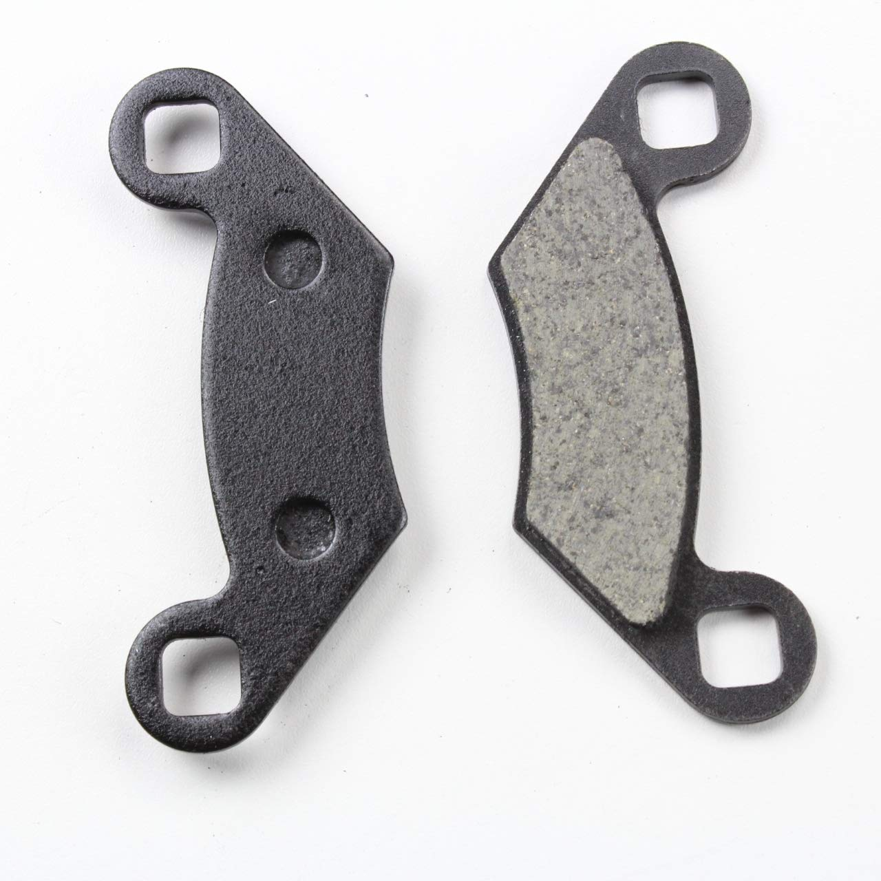 Niche Front Left /& Right Semi-Metallic Brake Pads Set for Polaris Scrambler 500 1997-2006