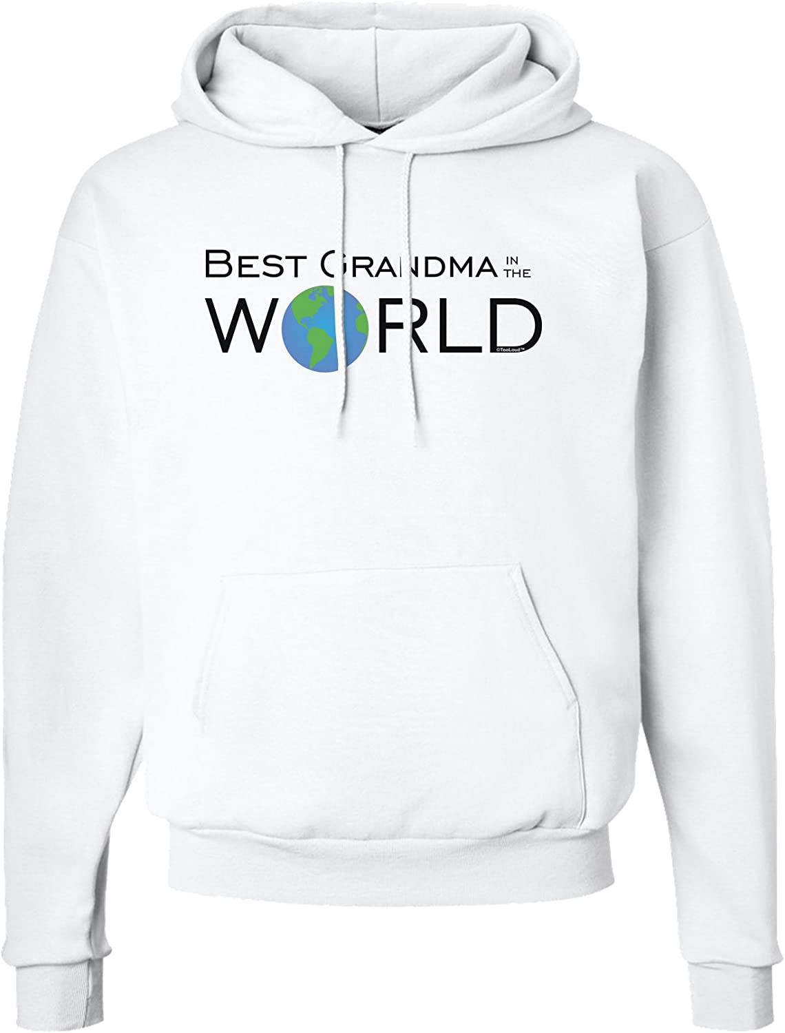Best Grandma in The World Hoodie Sweatshirt