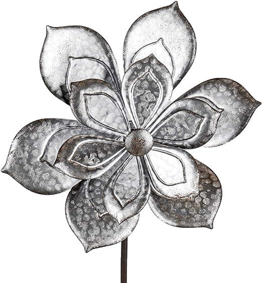 dekojohnson – Molinillo de Viento para el jardín de Metal – Molino ...