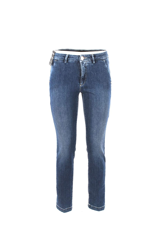 CAMOUFLAGE Jeans Donna 29 Denim Sara R D05 A235 Autunno Inverno 2018/19