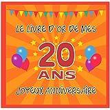 Livre d'or 20 ans - E0828