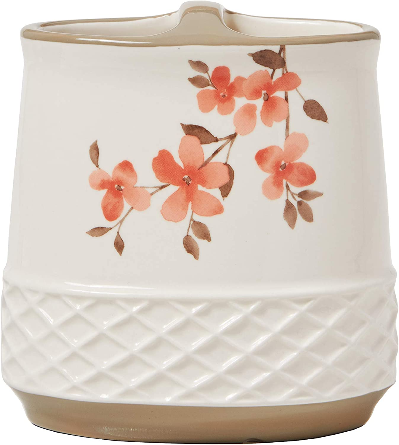 SKL Home by Saturday Knight Ltd. Coral Garden Toothbrush Holder, Coral