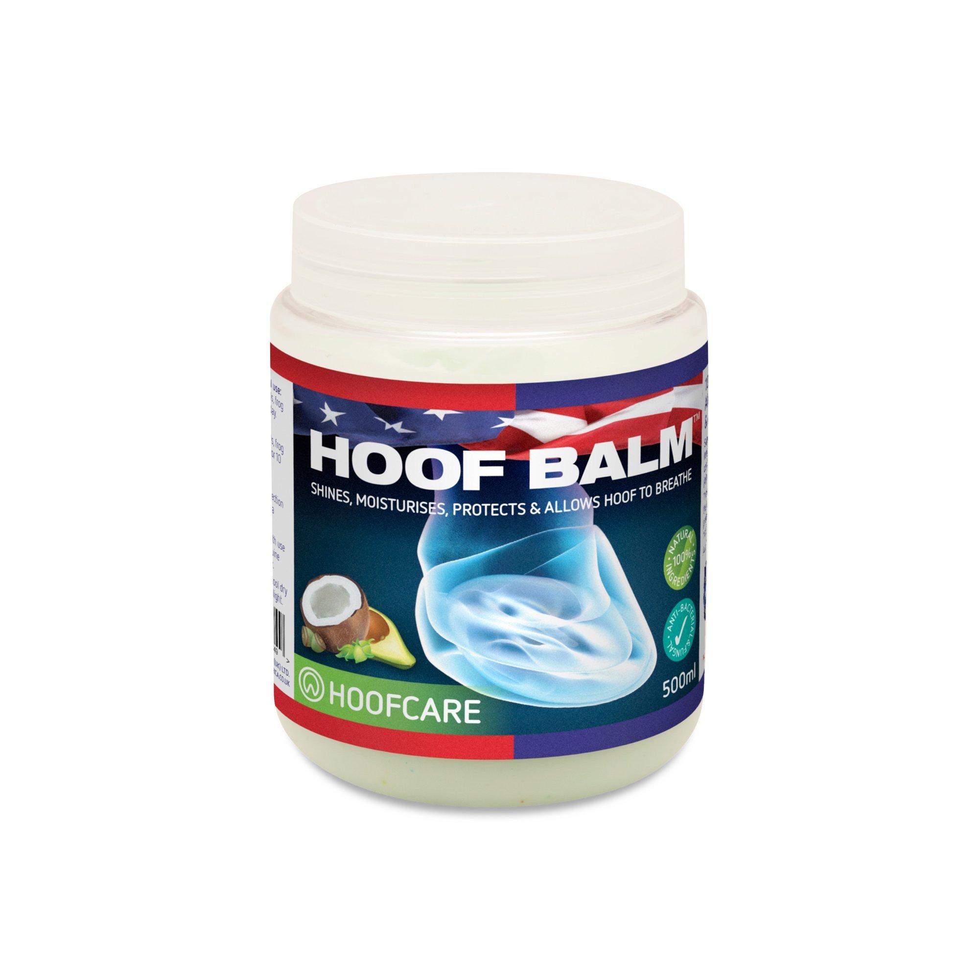 Equine America Hoof Balm Clear | 500ml