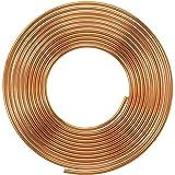 Copper Pancake Coil Soft Copper Pipe (Pack of 1)