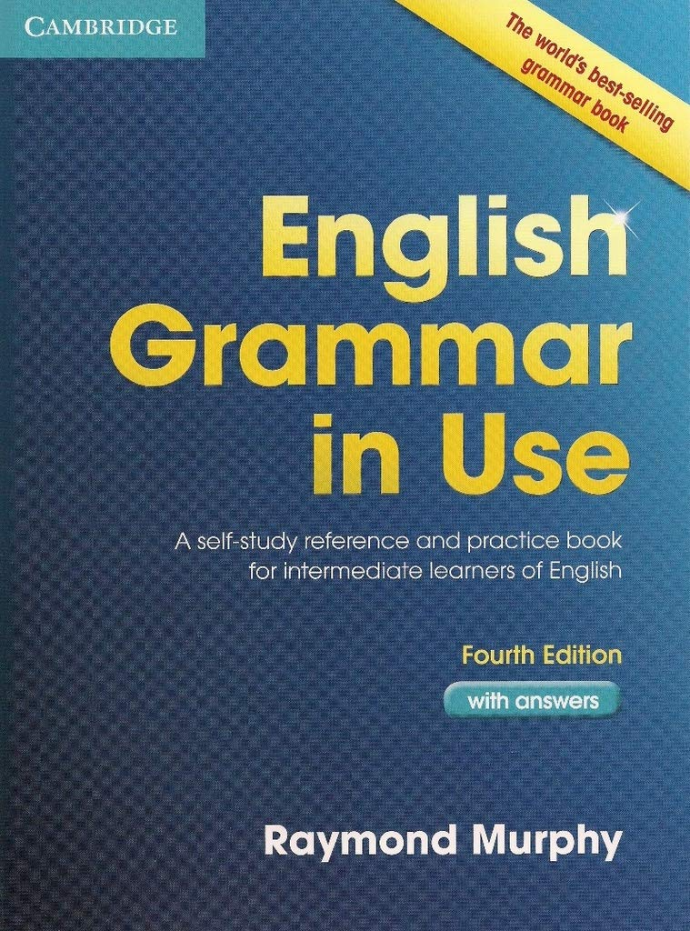English Grammar in Use 4th with Answers: Amazon.es: Raymond Murphy ...