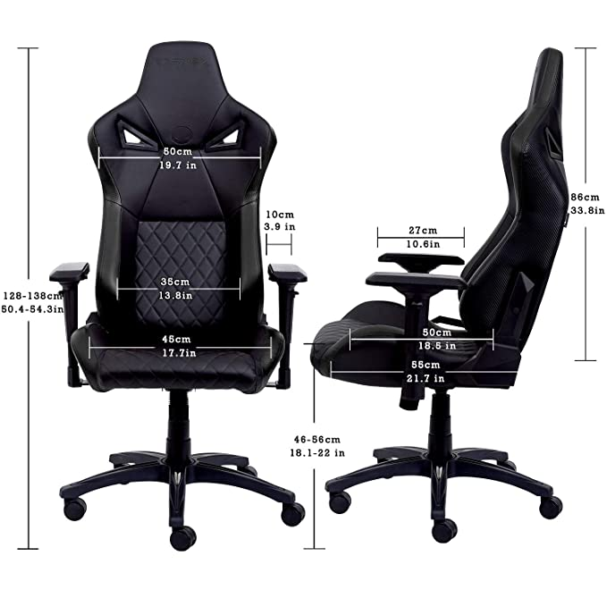 Pleasant Karnox Legend Tr New Racing Style Gaming Office Chair With Adjustable Height And Armrests Ergonomic 1550 Reclining Locking High Back With Integrated Gmtry Best Dining Table And Chair Ideas Images Gmtryco