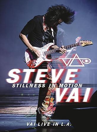 steve vai stillness in motion blu ray