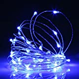 Amazon Price History for:Ehome 100 LED 33ft/10m Starry Fairy String Light, Waterproof Decorative Copper Wire Lights for Indoor Outdoor, Bedroom Festival Christmas Wedding Party Patio Window with USB Interface
