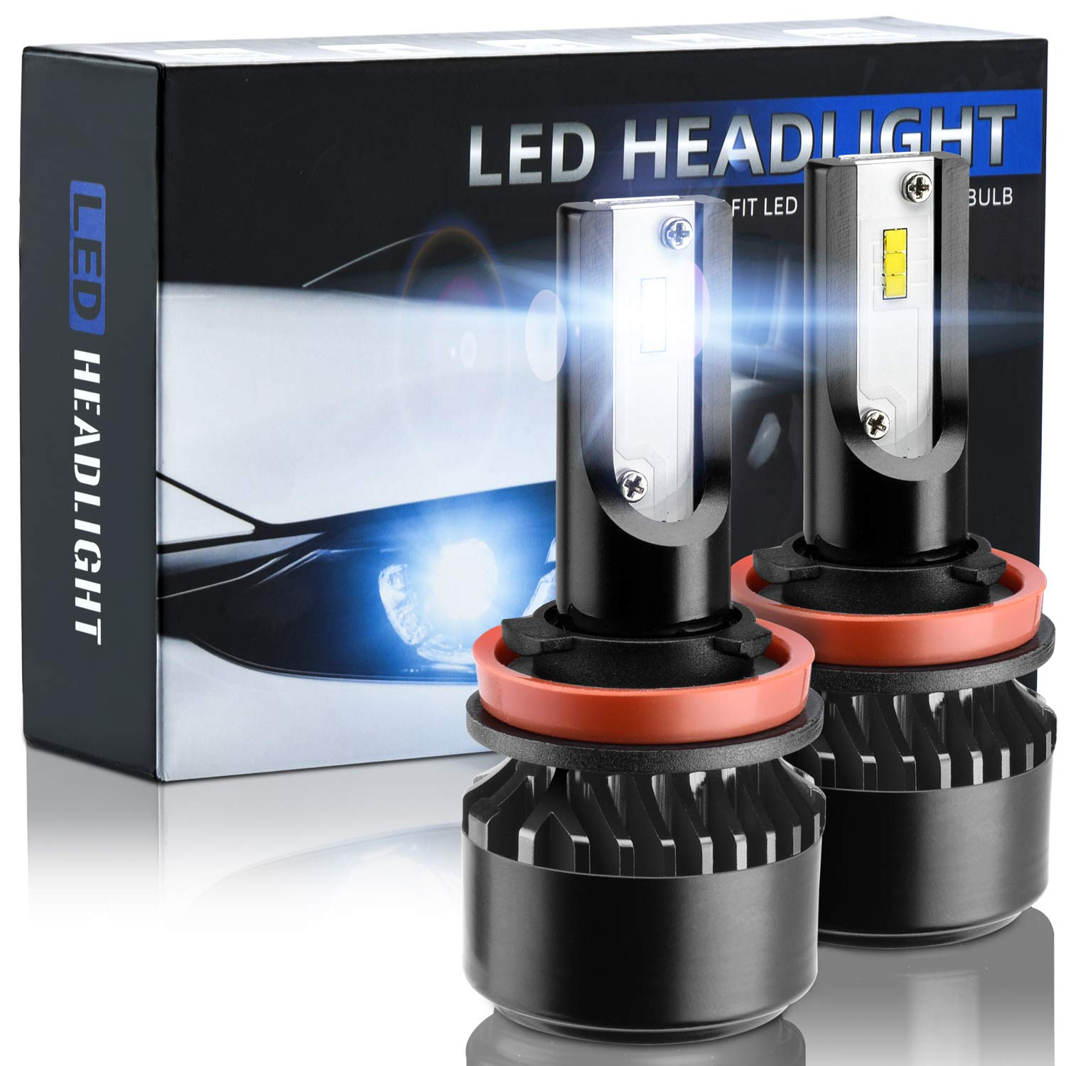 GSSUSA H11 LED HEADLIGHT BULB