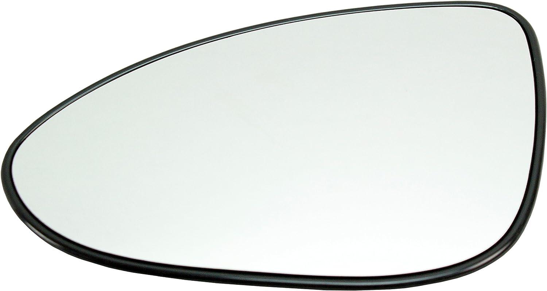 TarosTrade 57-2370-L-71729 Spiegelglas Heizbar Links
