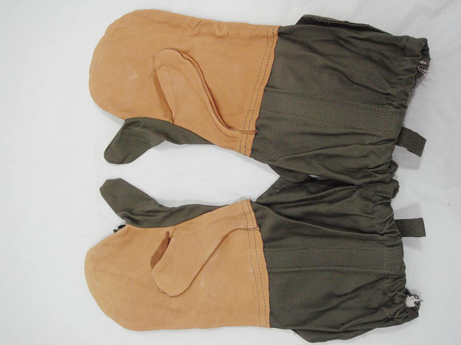 Official US Military Surplus Army Winter Mittens Gloves Size Large US Government Contractor 8414-00-926-1527