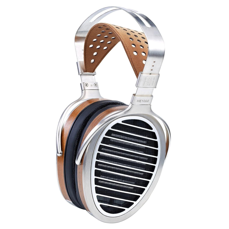 HIFIMAN B01LD8GLVO Electronics he1000 he1000 over-ear平面ヘッドフォン(シルバー HIFIMAN/ブラウン) B01LD8GLVO, スダ水周りショップ:65b9ef4d --- sharoshka.org