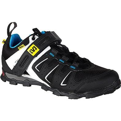 Zapatillas MTB Mavic Zoya negro/blanco/azul para mujer Talla 38 2015: Amazon.es: Deportes y aire libre