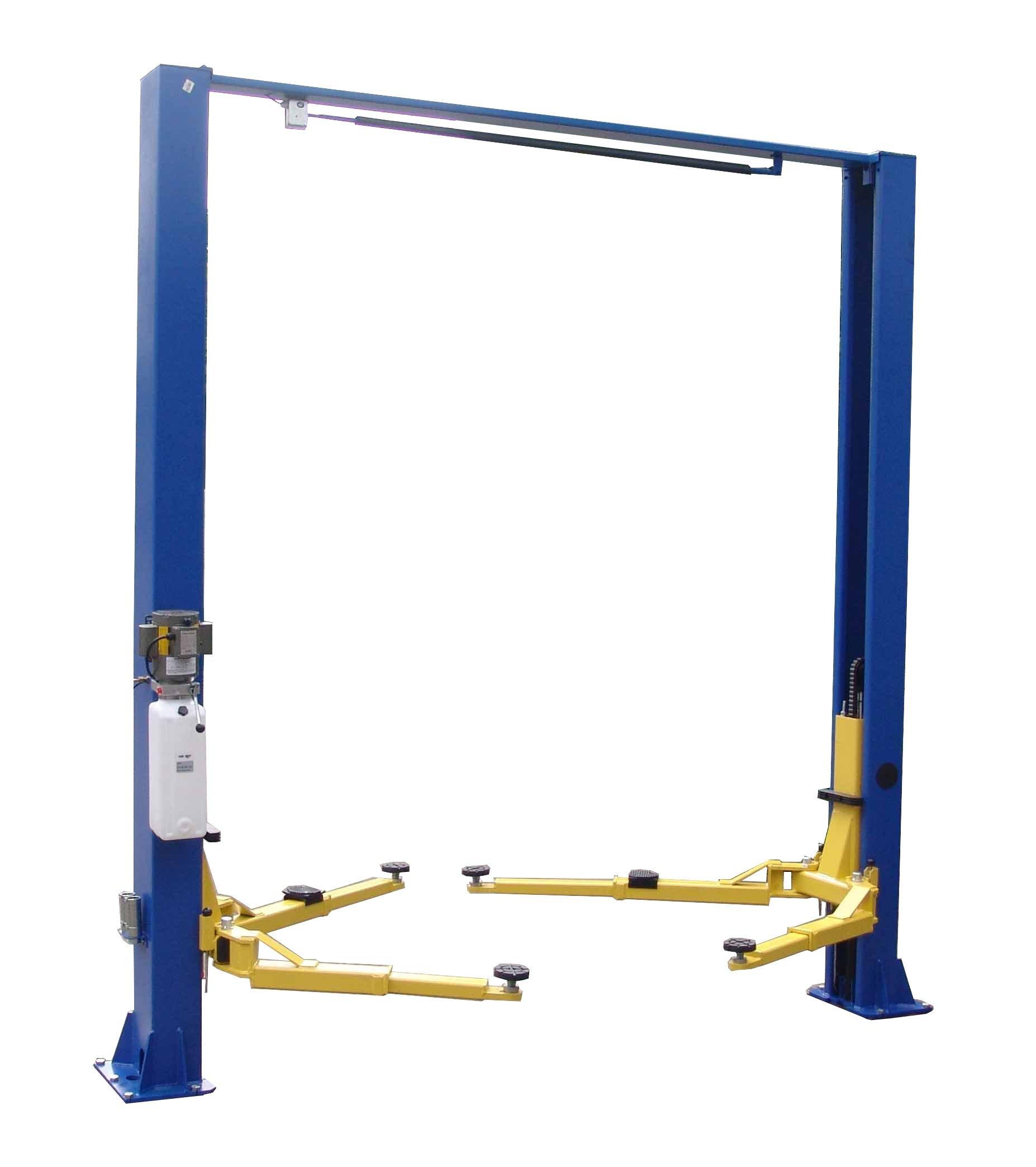 LiftTech 2 Post Lift - 9,000lbs Asymmetric