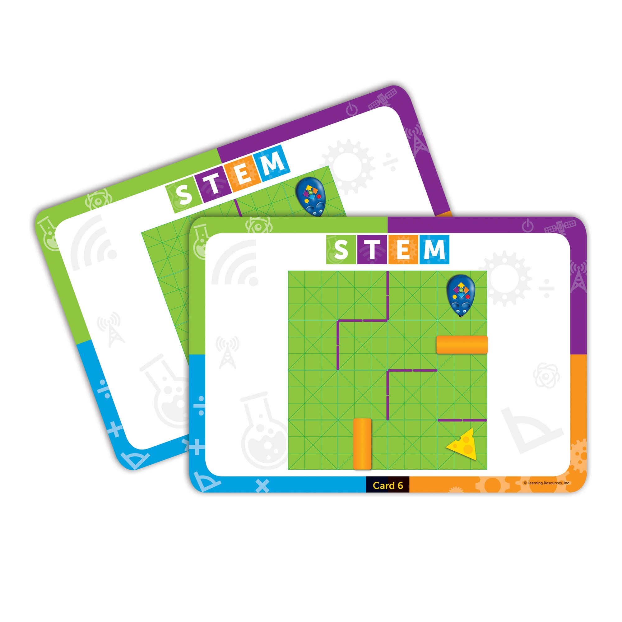 Learning Resources Code & Go Robot Mouse Activity Set, 83 Pieces by Learning Resources (Image #8)