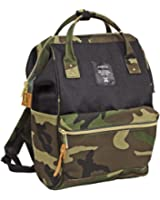 anello #AT-B0197B small backpack with side pockets