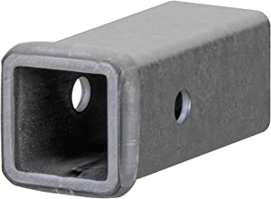 CURT 490602-Inch x 6-Inch Weld-On Raw Steel Trailer Hitch Receiver Tube