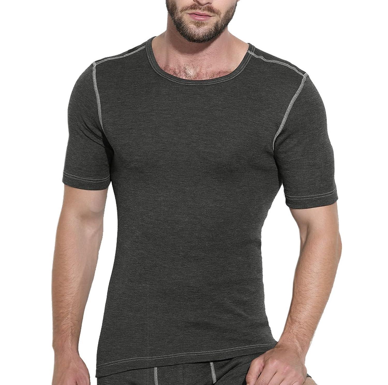 Ott-tricot Herren Shirt 1/4 Arm Lema Therm Hochleistungsfaser Gr.M-5 bis 3XL-9 Ski Unterwäsche
