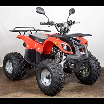 Buy 125cc Engine Atvquad Bike Automatic With Reverse Gear For Off