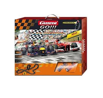 Carrera - Circuito GO!!! Lap Record!, escala 1:43 (