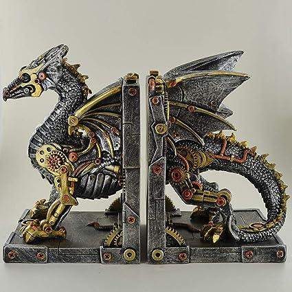 Prezents Com Mecanique Dragon Cog Serre Livres
