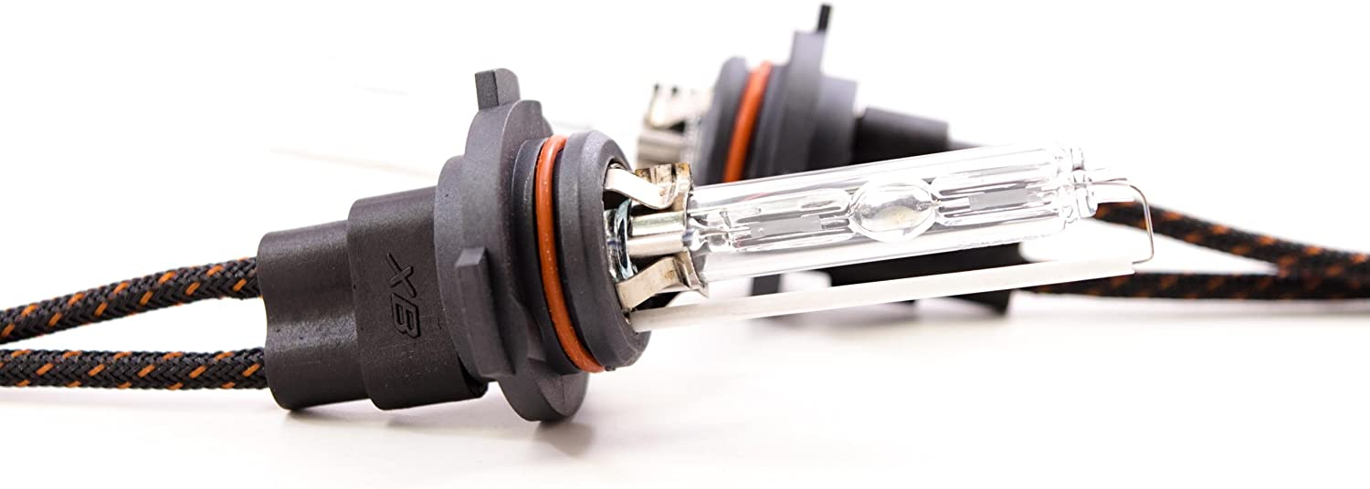 9005 Morimoto Elite HID Kit System With XB35 35W Ballasts and XB35 9005 5500K Bulbs