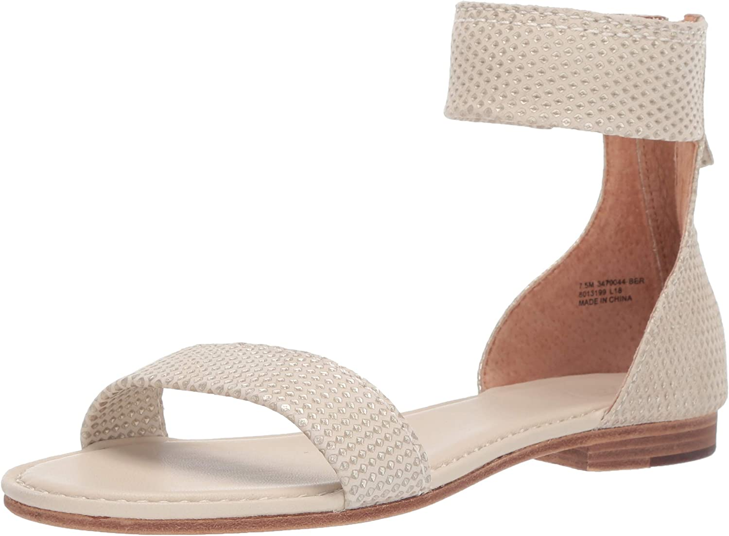 Max 69% OFF FRYE Women's Carson Ankle Sandal Recommendation Zip Gladiator