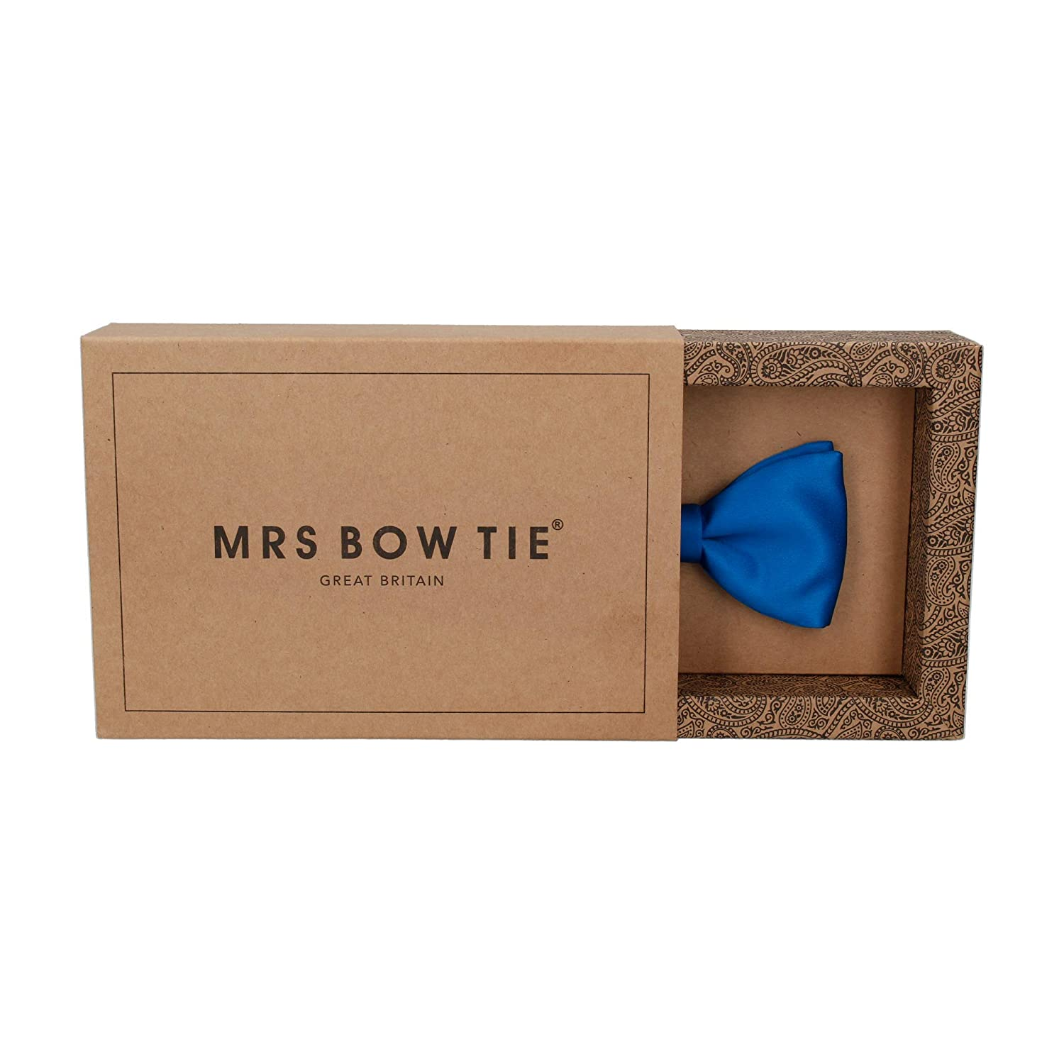 Pre-Tied Mrs Bow Tie Bow Tie with US State Flags