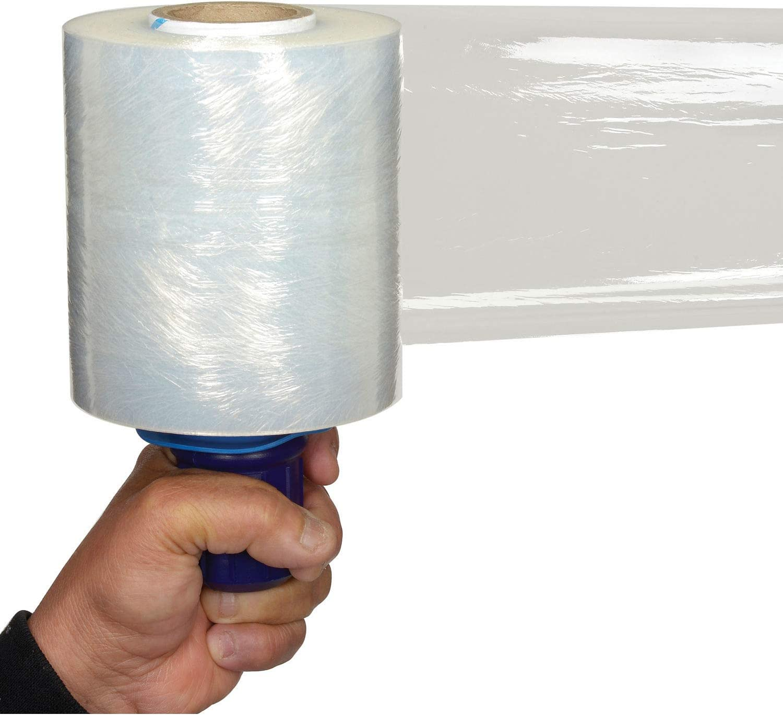 Swivel Plastic Dispenser for 18 Coreless Stretch Wrap Film 1 Handle