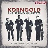 Korngold : Quatuors à cordes