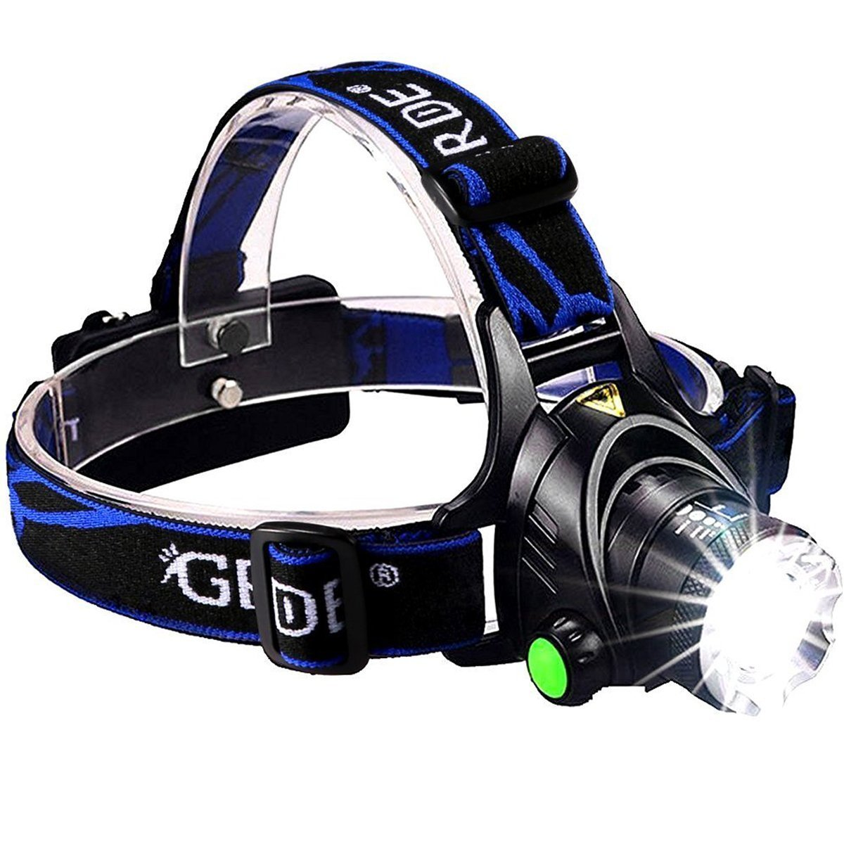 GRDE Zoomable LED Headlamp review