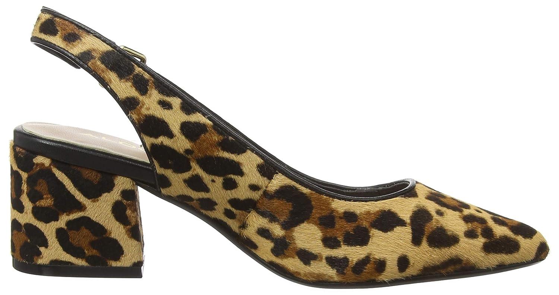 ALDO Damen Gauclya (Leopard Riemchenpumps Mehrfarbig (Leopard Gauclya 2 25) e4722a