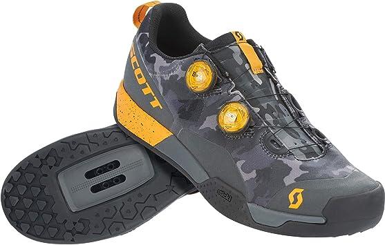 Scott 2020 AR Boa Clip - Zapatillas para bicicleta de montaña, color ...