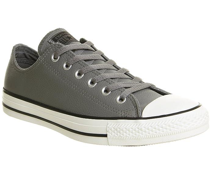 Converse Chucks Chuck Taylor All Star Low Top Sneaker Damen Herren Unisex Grau