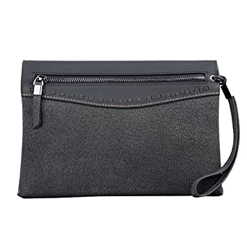 Genuine Leather Clutch to Carry-All b5cd56bb5e26