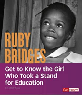 Through My Eyes Ruby Bridges Margo Lundell 9780590189231 Amazon