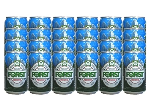 3 opinioni per Birra Forst Premium Lattina 24 x 330 ml.