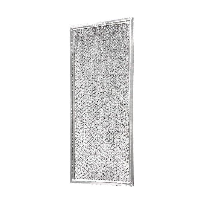 Amazon.com: Filtro de aluminio W10208631A, filtro de grasa ...