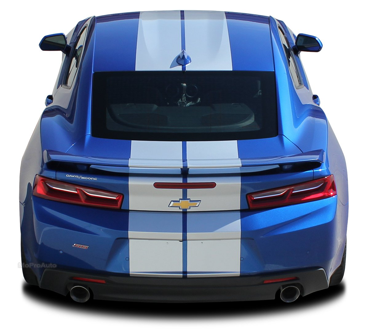 Amazon.com: TURBO RALLY SS : 2016 2017 2018 Chevy Camaro Vinyl Graphics Rally Hood Trunk Spoiler Racing Stripes Vinyl Graphic 3M Decal Kit (SS MODEL ONLY) ...