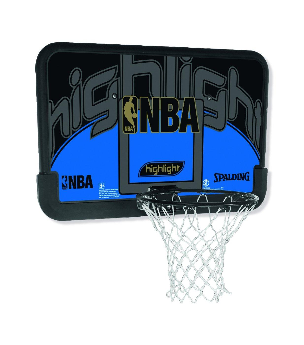 Unisex Adulto Spalding NBA Tablero