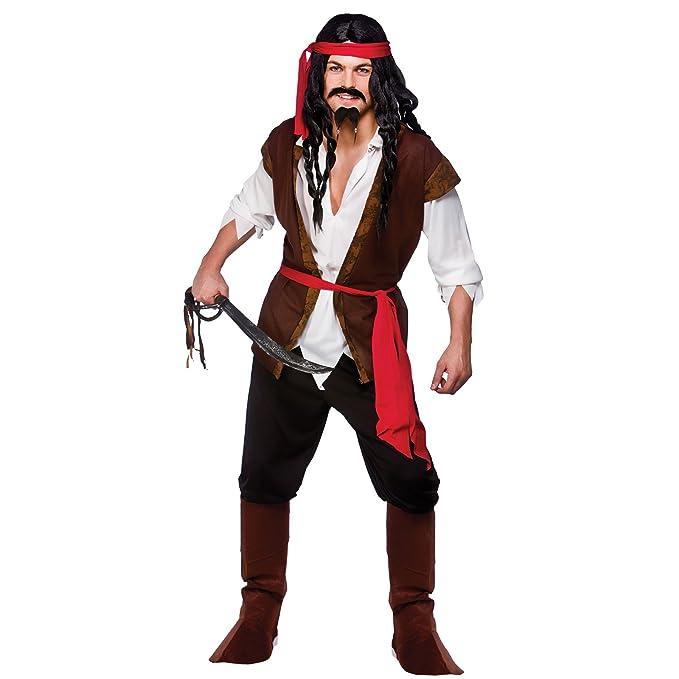 Sneakers 2018 nuovo autentico il migliore Wicked Costumes - Costume da Pirata dei Caraibi, per Halloween o carnevale