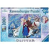 Ravensburger Puzzle, Wd G Snow Frozen, 100 Parça