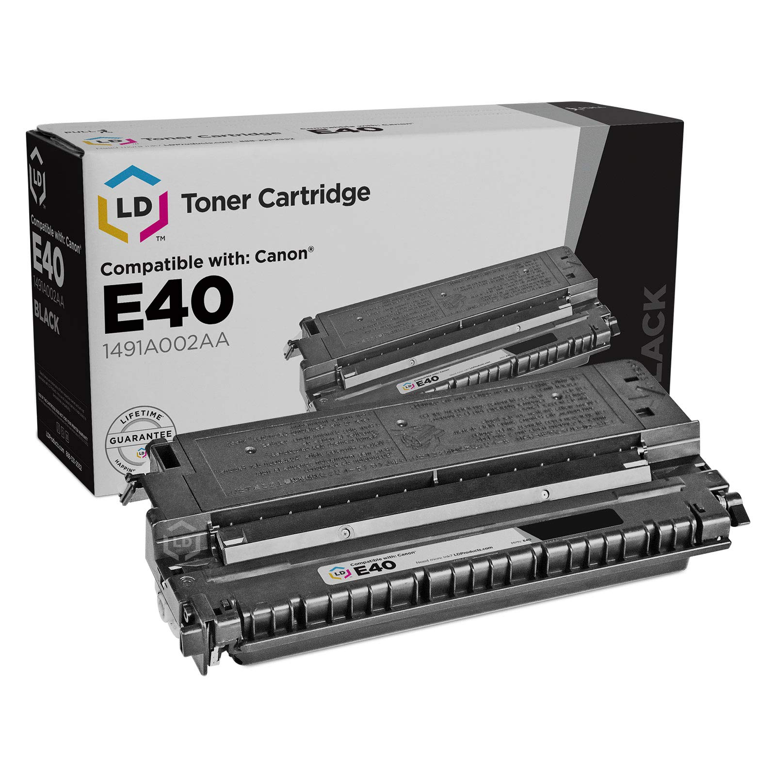 Toner Alternativo ( X1 ) Alta Capacidad Negro E40 1491A002AA