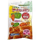 カネ増製菓 かぼちゃとにんじんのやさいパン 88g×10袋