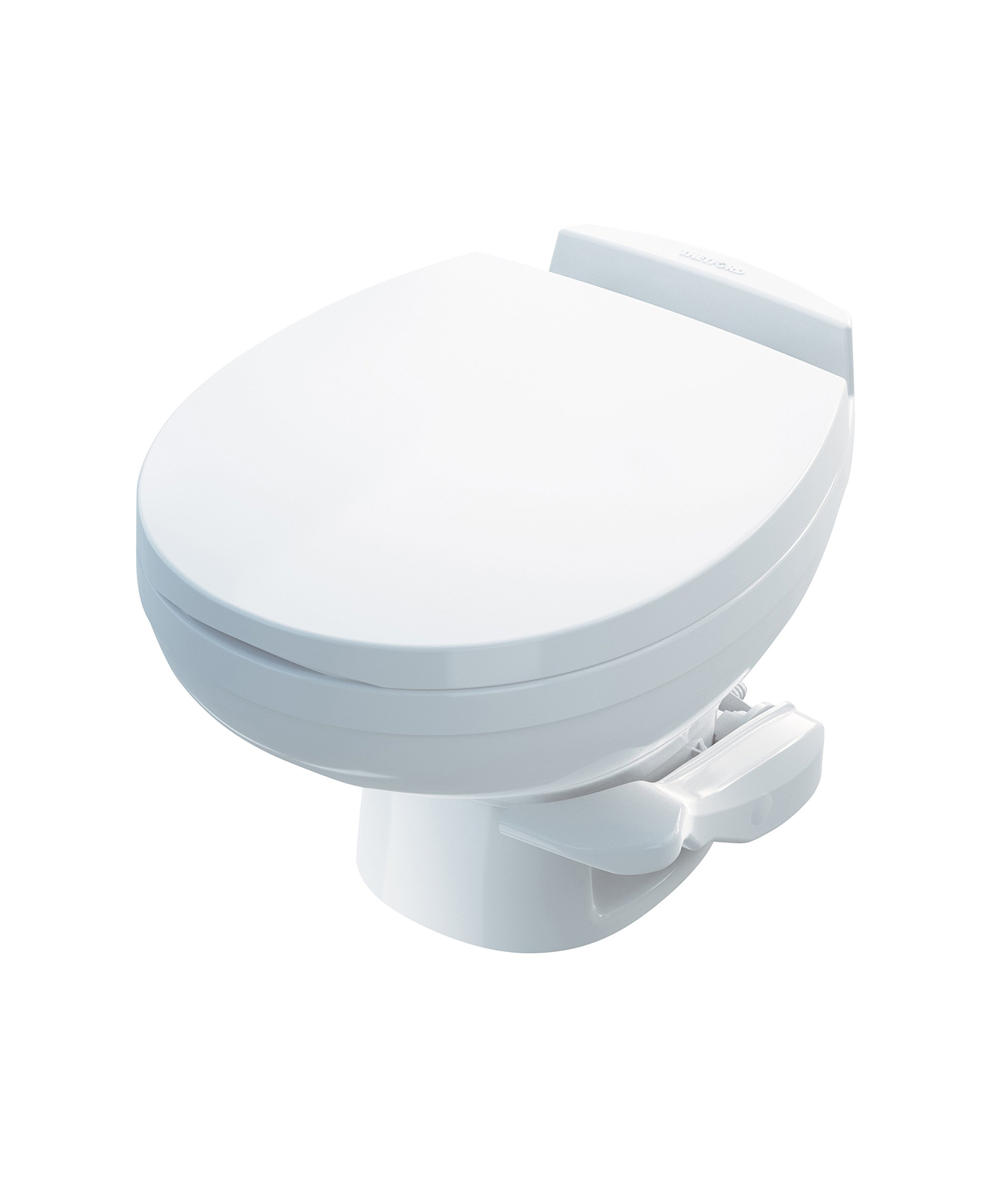 Thetford Aqua Magic Residence RV Toilet-Low Profile-White Color 42170 by Thetford