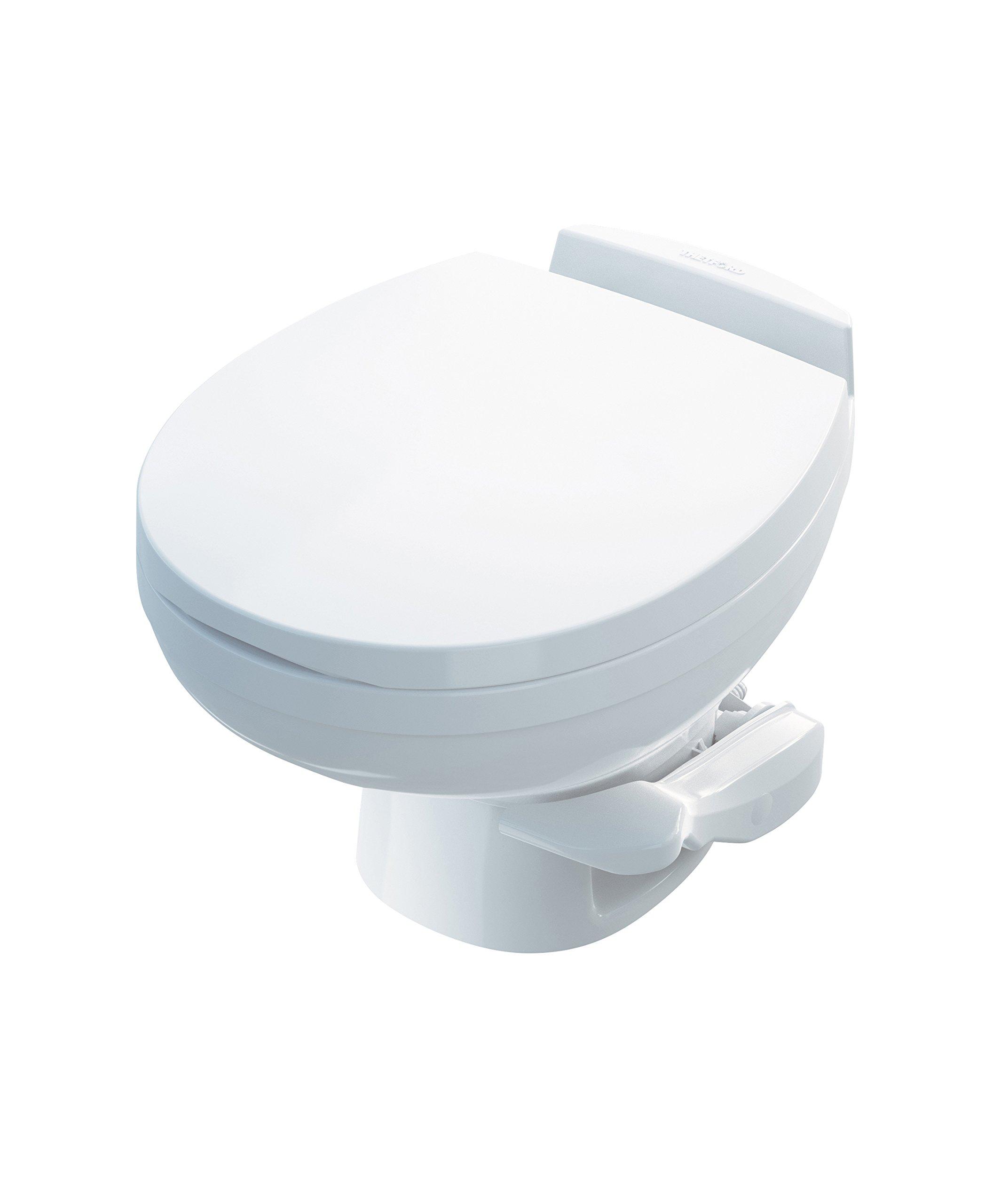 Thetford 42170 Aqua-Magic Residence RV Toilet-Low Profile, White by Thetford (Image #2)